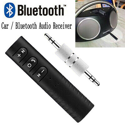 3.5mm Wireless Bluetooth Receiver Audio Adapter Bose Headphone AUX Car Kit