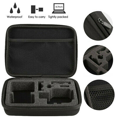 Camera Box Travel Storage Carry Bag for GoPro Accessories Hard Case Waterproof