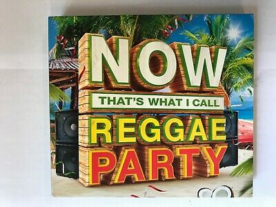 NOW That's What I Call Reggae Party  CD  NEW & unsealed, BW19