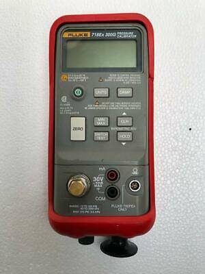 Fluke 718Ex 300G Intrinsically Safe Digital Pressure Calibrator 20Bar Range(2 Uu