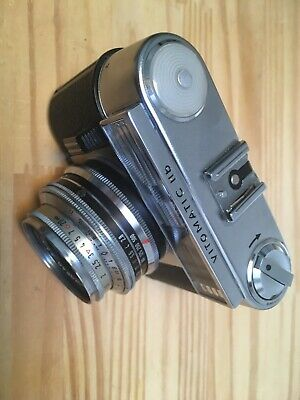 Voitglander vitomatic llb ( As new condition)
