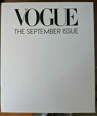 Vogue Magazine With Limited Edition Box The September Issue 2019 Taylor Swift