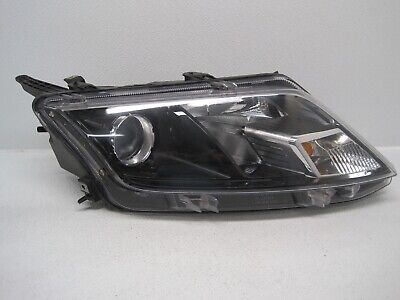 Halogen Headlight Lamp RH RF Passenger Side for 12-14 Ford Focus Brand New
