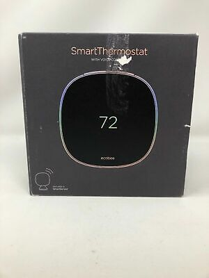 ecobee SmartThermostat with Voice Control,