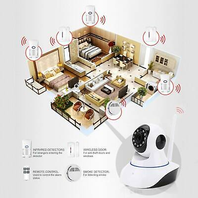 2.0MP HD WIFI Sorveglianza IP Camera Wireless CCTV Telecamera di Sicurezza PTZ