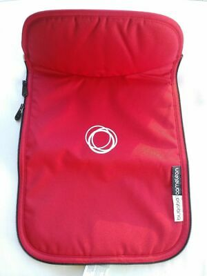 Bugaboo Cameleon 1 2 Stroller Bassinet Apron Red Canvas Baby Carry Cot Cover