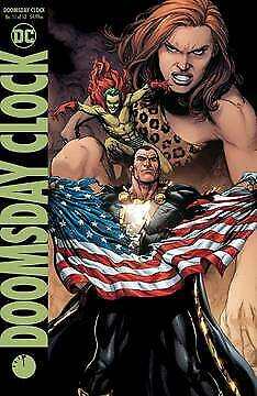 Doomsday Clock #11 (Of 12) Variant Ed (04/09/2019)