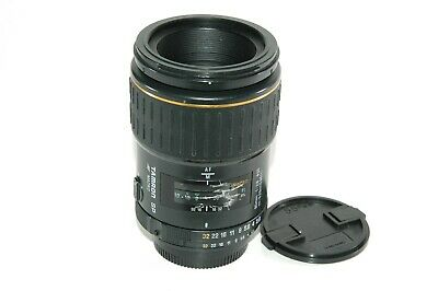 TAMRON SP 90MM f/2 5 macro lens for Sony A mount - $90 00