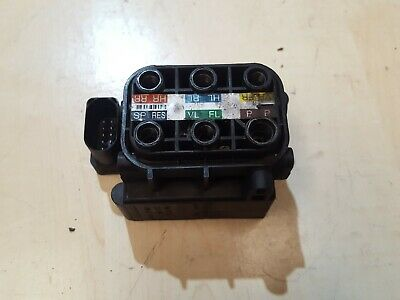 Mercedes S Class W221 Air Suspension Solenoid Valve Block A2123200358