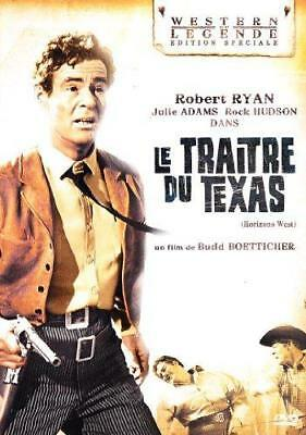 Il Traditore Del Texas (Robert Ryan ,Julie Adams ,Rock Hudson) DVD Nuovo