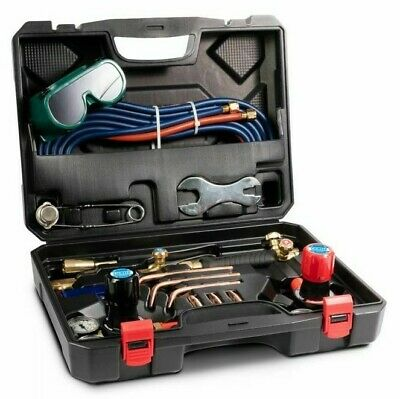 Cigweld CUTSKILL TRADESMAN OXY/ACET GAS KIT Suitable For Light To Medium Duty