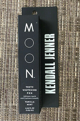 Kendall Jenner Moon Oral Care Teeth Whitening Pen New In Box