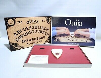Vintage Complete Ouija Board Game Mystifying Oracle Parker Brothers 1992 Classic