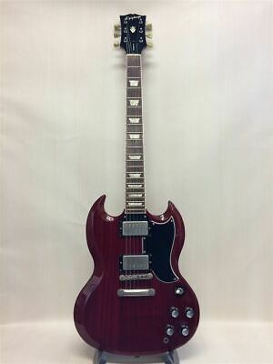 GIBSON SG SPECIAL 1998 Ferrari Red Signed By Clutch w/Gibson
