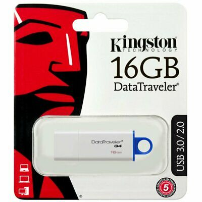 Cle usb 16go Kingston clef usb 16 go DataTraveler G4 DTIG4 USB 3.1