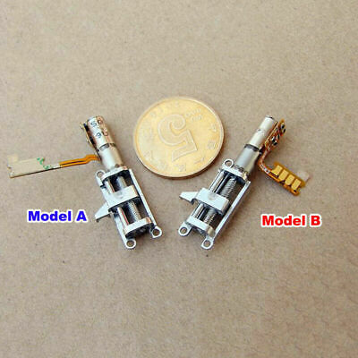 Micro Mini 4mm 2-Phase 4-Wire Planetary Gear Stepper Motor Linear Screw Slider