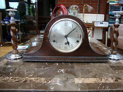 MANTLE napolian style CLOCK