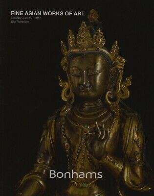Fine Asian Works Of Art Chinese Buddhist Indian Ceramics Jade Auction Catalogue