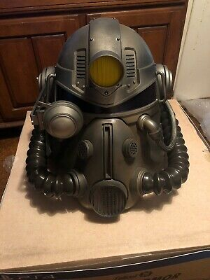 Fallout 76 Power Armor Helmet & Map (Collector's Edition NO GAME)