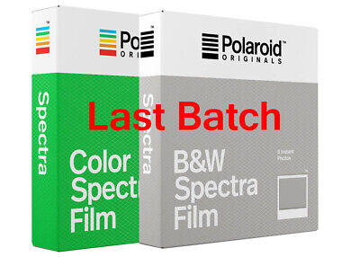 Polaroid IMAGE SPECTRA Twin Pack - Colour & Black and White Instant Film