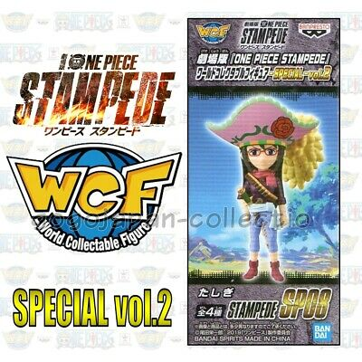 ONE PIECE WCF World Collectable STAMPEDE LIMITED ver. SPECIAL vol.2 TASHIGI