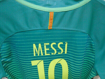 official photos 0653b 3a49c BARCELONA KIT MESSI, Shorts And Socks Kids 7/8 Year Old ...