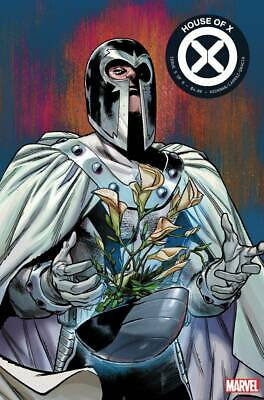 House Of X #5 (Of 6) Pichelli Flower Variant (18/09/2019)