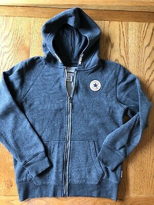 Converse Childs Grey Hoody Age 12-13 L