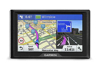 Garmin Drive 50LM Satellite Navigation with Full Europe Lifetime Maps - 5 Inch,