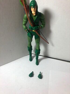 DC Collectibles DC Comics Icons: Green Arrow The Longbow Hunters Action Figure~