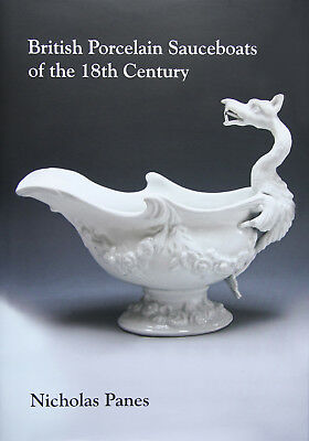 REDUCED:  British Porcelain Sauceboats of the 18th century