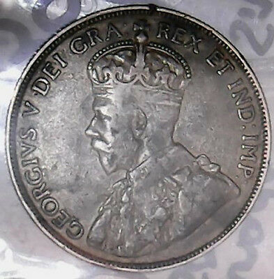 1916 canadian silver fifty cent