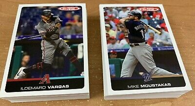 2019 Topps Total Wave 4 Singles - Pick Your Card - Baseball Card