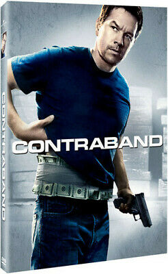 Contraband (NEW/SEALED DVD, 2012) Wahlberg, Beckinsale. FAST FREE SHIPPING.