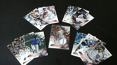 check out 552b4 3f278 2016 TOPPS WALMART Holiday Snowflake Cubs Kris Bryant ...