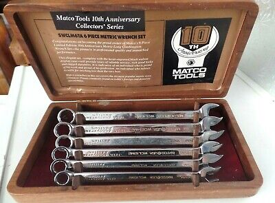 Matco Tools--10Th Anniversary Edition--Gently Used
