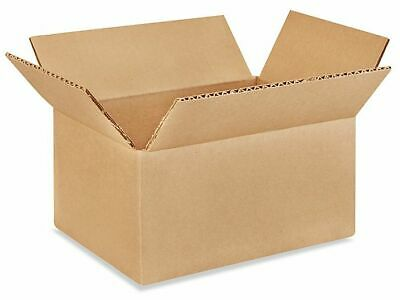 "Single Wall Cardboard Boxes Postal Mailing Pack Sizes 4"" 6"" 7"" 8"" 9"" 10"" 12"" 18"""