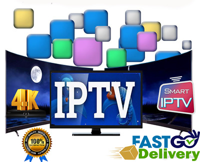 IPTV 12 Months Subscription Smart IPTV +24000 WORLD Chanels&VODS for ANDROID/MAG