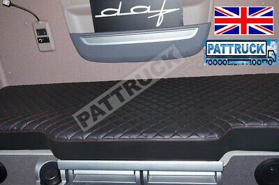 FITS DAF XF 106 TRUCK ECO LEATHER BED COVER -BLUE Lorries