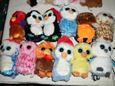 "PICK TY 6/"" BEANIE BOO NHT WADDLES COCONUT SAFARI SPELLS SPECKLES MUFFIN RAZBERRY"