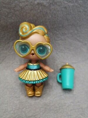 Ultra Rare ORIGINAL LOL Surprise Dolls 24K GOLD Luxe SERIES 2 WAVE 2 Big Sister