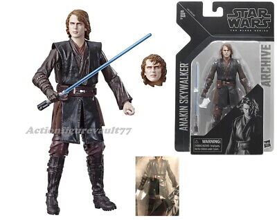"2019 Star Wars The BLACK Series Wave 2 ARCHIVE Collection 6"" ANAKIN SKYWALKER"