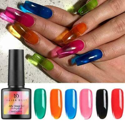 RS NAIL UV LED Gel Nail Polish Soak Off Gel Nails 0.5fl.oze Colors 96 S New G2D4