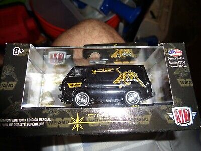M2 O'Reilly Auto Parts Exclusive 1964 Dodge A100 Panel Van WEIAND