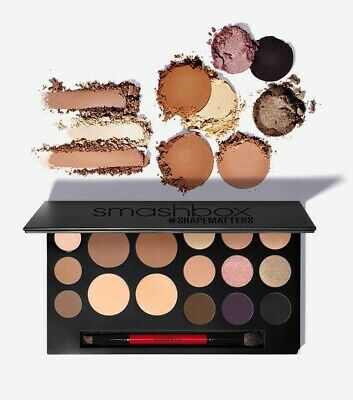 Smashbox #Shapematters Palette - Contour For Brow/Face/Eyes - New In Box
