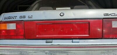 Austin Rover Montego Rear Boot Panel Cover Number Plate Plinth Moulding Trim