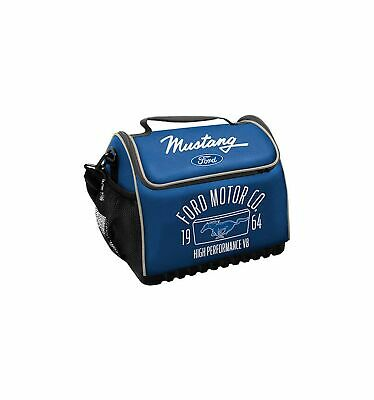 Genuine Official Ford Mustang Hard Based Cooler Lunch Box