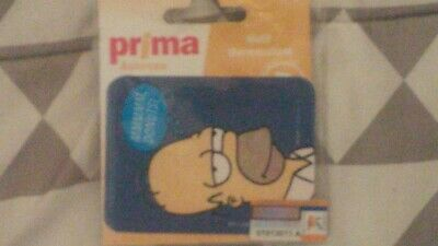 Patch Ecusson Homer Simpsons Tout Neuf