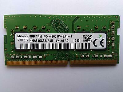 SK Hynix 16GB (2x8GB) 2666MHz DDR4 RAM SO-DIMM 260 Pin