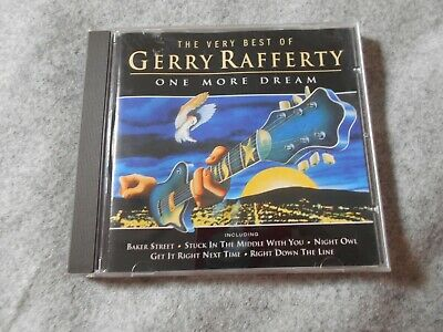 gerry rafferty one more dream very best of hits